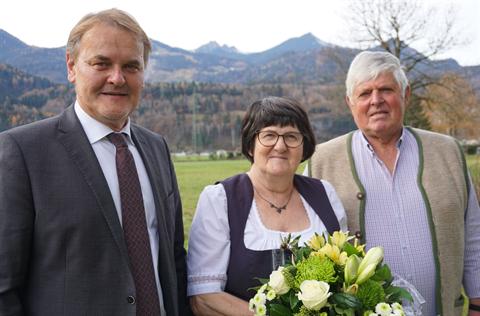 Christa Und Michael Tschugmell Feierten Goldene Hochzeit